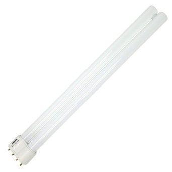 Philips Compact Fluorescent Bulb 24W Long 3000K 4-Pin Base
