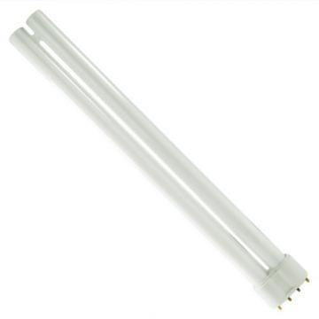 Philips Compact Fluorescent Bulb 24W Long 3500K 4-Pin Base