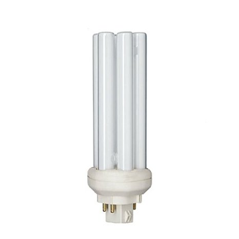 Philips Compact Fluorescent Bulb 27W Triple 3500K 4-Pin Base