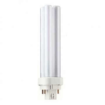 Philips Compact Fluorescent Bulb 14W Quad 3500K 4-Pin Base