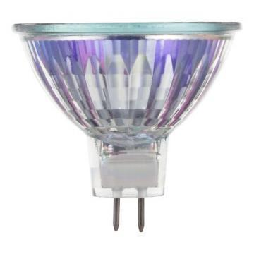 Philips Halogen Bulb 20W MR16 FL36 with Lens