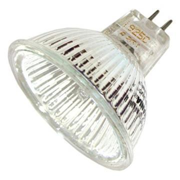 Sylvania Halogen Bulb 50W MR16 SP10 with Lens
