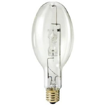 Philips Metal Halide Bulb 400W Mogul Base Clear Base Up