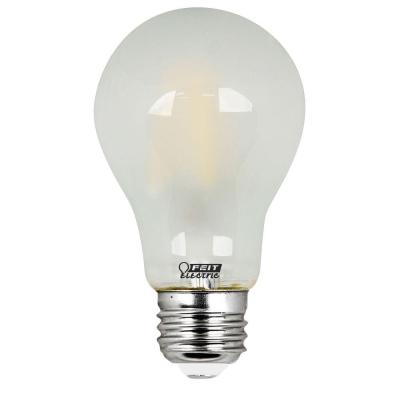 Feit LED Bulb 3.6W A19 40W Equivalent 2700K Medium Base Frost