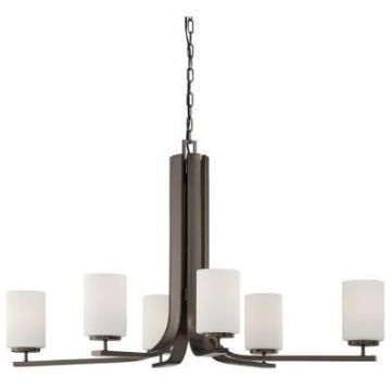 Thomas Lighting SL806915 Six-Light Chandelier