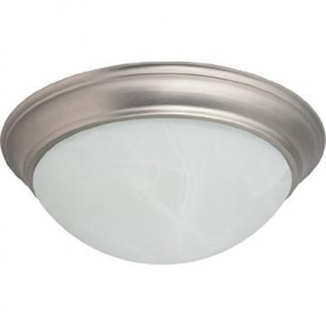 Feit LED Ceiling Fixture, Brushed Nickel, 17.5 Watt
