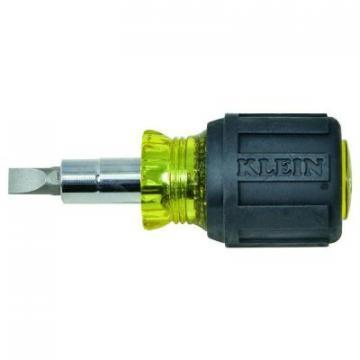 Klein Multi-Bit Stubby Screwdriver