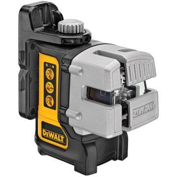 DeWalt Self Leveling Three Beam Line Laser