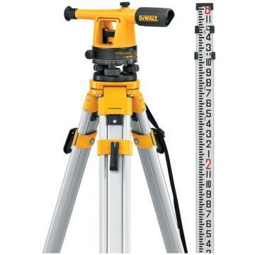DeWalt 20X Magnification Builders Level Package