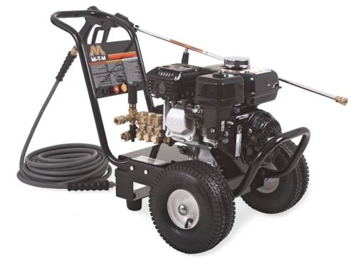 Mi-T-M 1,400 PSI Electric Hot Water Pressure Washer