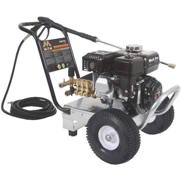 Mi-T-M 3,200 Psi Pressure Washer