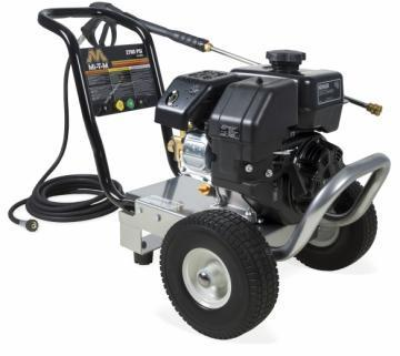 Mi-T-M 2,700 PSI Cold Water Pressure Washer