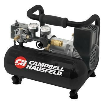 Campbell Hausfeld 1 Gallon Oil-Free Air Compressor