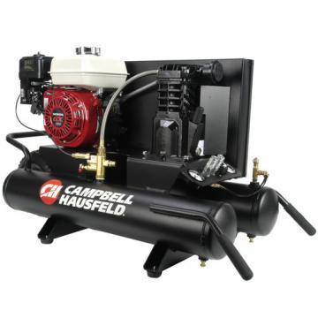 Campbell Hausfeld 8 Gallon Gas Wheelbarrow Air Compressor