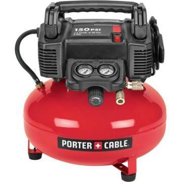 Porter-Cable 6 Gallon Air Compressor