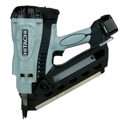 Hitachi 3-1/4# Clipped Head Framer W/Depth Adj.