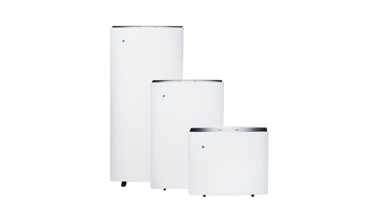 Blueair Pro M Gas & Odour SmokeStop Air Purifier