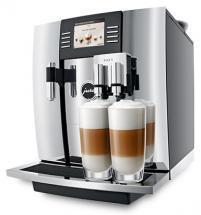 Jura GIGA 5 Chrome coffee machine