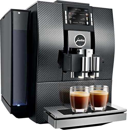 Jura Z6 Carbon coffee machine