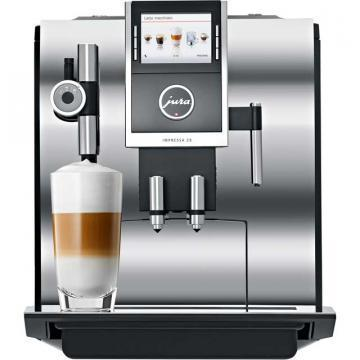Jura IMPRESSA Z9 Chrome coffee machine
