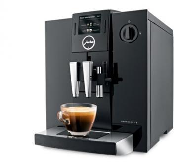 Jura IMPRESSA F8 Piano Black coffee machine