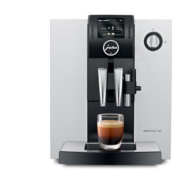 Jura IMPRESSA F85 Platinum coffee machine