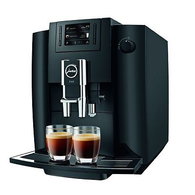 Jura E60 Piano Black coffee machine