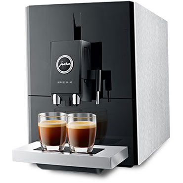 Jura IMPRESSA A9 Aluminium coffee machine