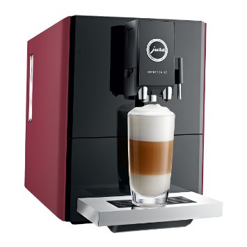 Jura IMPRESSA A5 Red coffee machine