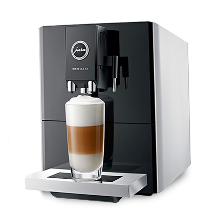 Jura IMPRESSA A5 Platinum coffee machine