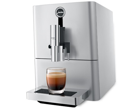 Jura ENA Micro 90 Silver coffee machine