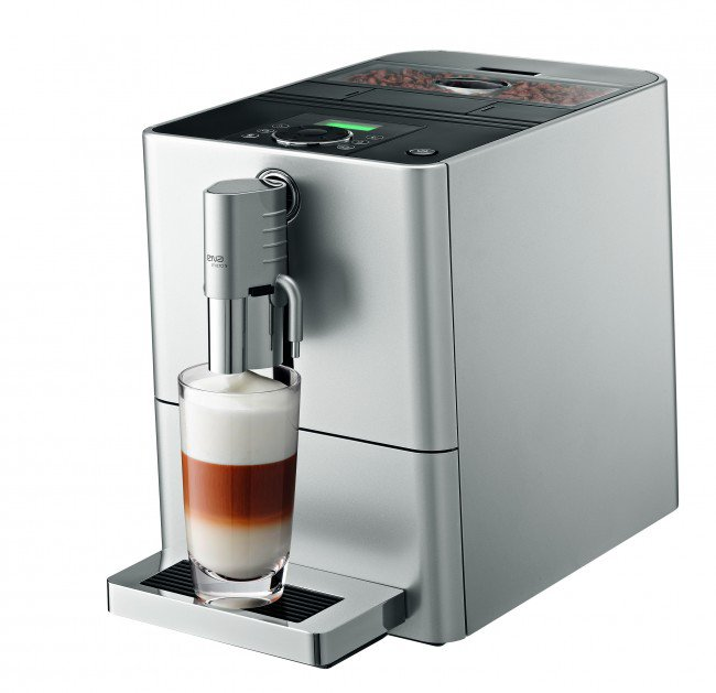 Jura ENA Micro 9 Silver coffee machine