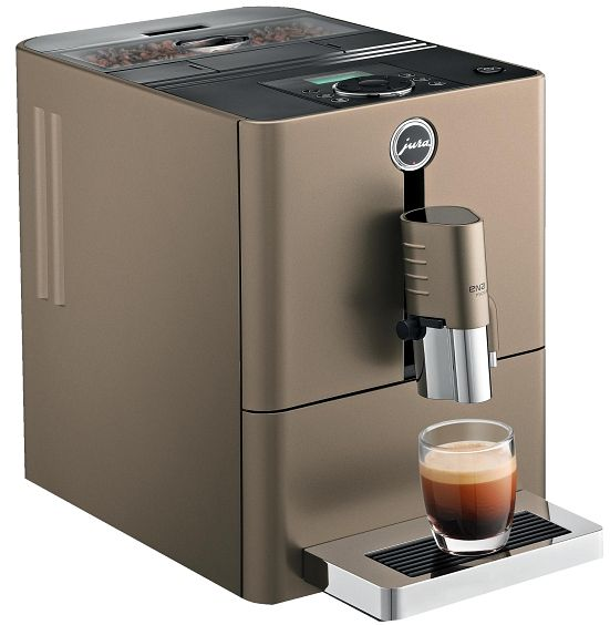 Jura ENA Micro 9 Brown coffee machine