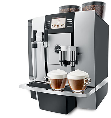 Jura GIGA X9 Professional coffee machine