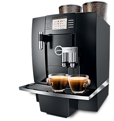 Jura GIGA X8c Professional coffee machine