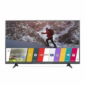 "LG 49UF6400 49"" 4K 120Hz LED Ultra HD TV"