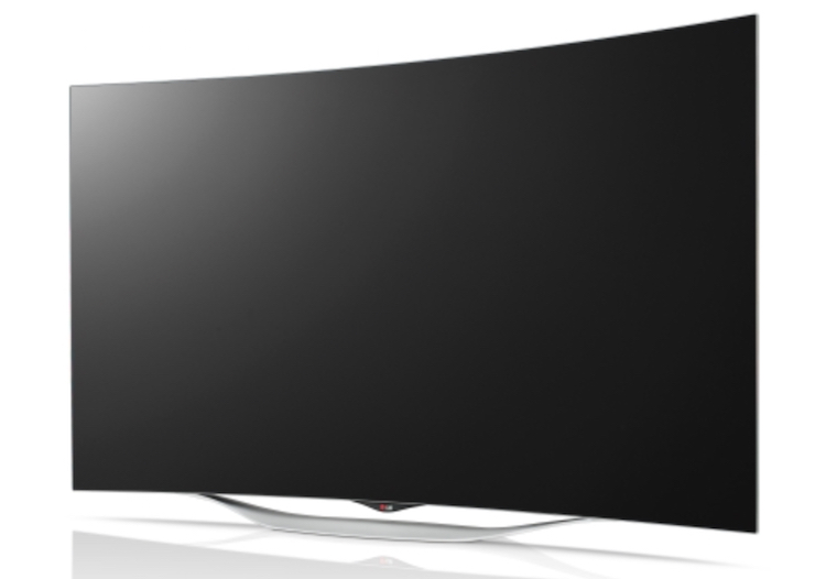 "LG 55EC9300 55"" 3D Curved Smart OLED HDTV with WIFI"