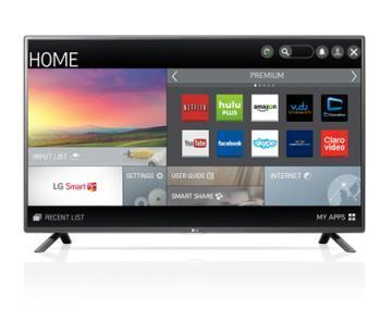 "LG 50LF6100 50"" Smart LED TV"