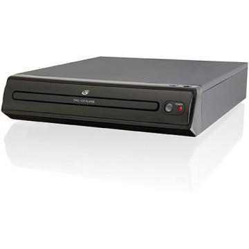 GPX D202B Compact Progressive Scan 2.1-channel DVD Player
