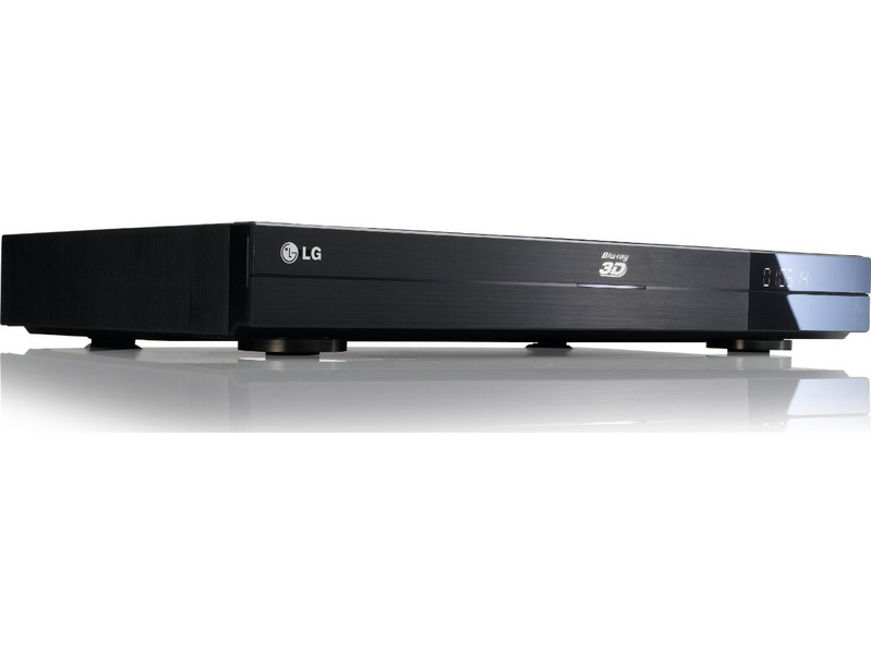 LG BD690 3D Blu-ray Player with Smart TV and 250gb Storage