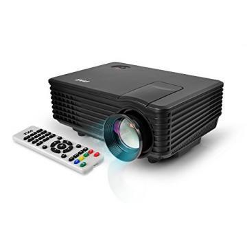 Pyle PRJG88 1080p Compact Digital Multimedia Projector
