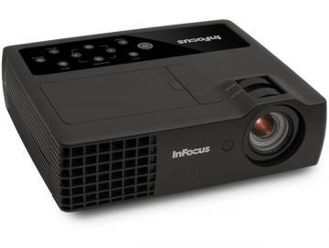 InFocus IN1118HD DLP 1080p 3D Portable Projector