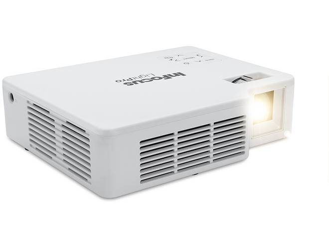 InFocus IN1142 DLP WXGA LED Portable Projector