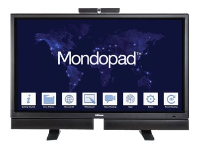 "InFocus Mondopad 57"" Multi-touch Collaboration Display Kit"