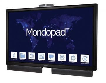 "InFocus Mondopad 70"" Multi-touch Collaboration Display Kit"
