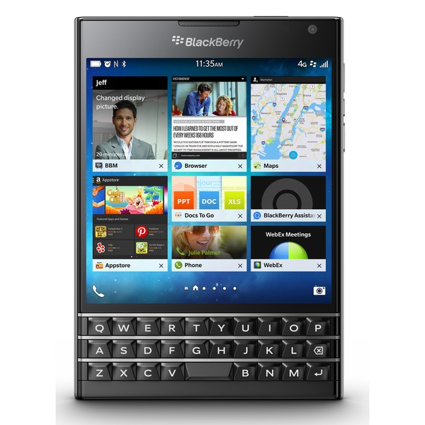 Blackberry Passport SQW100-3 32GB Smartphone