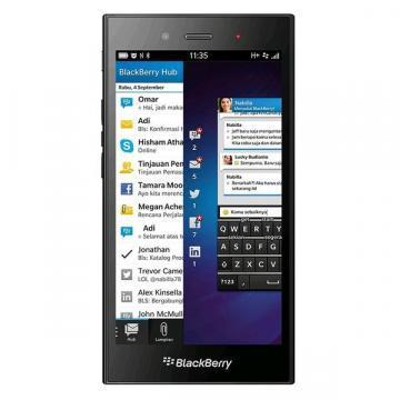 BlackBerry Z3 STJ100-2 Black Smartphone