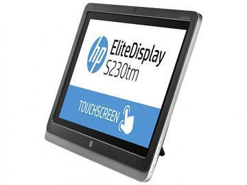 "HP Elite S230tm 23"" LED LCD Touchscreen Monitor"
