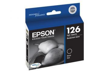 Epson DURABrite 126 High Capacity Black Ink Cartridge