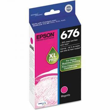 Epson DURABrite Ultra 676XL Magenta Ink Cartridge
